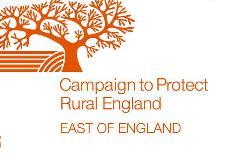 Logo for Campaign to Protect Rural England (Essex Branch)