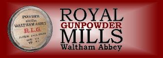 Logo for Waltham Abbey Royal Gunpowder Mills Ltd
